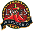 Dave's Hot Pepper Jelly Logo