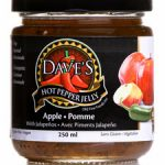Daves Hot Pepper Jelly - apple