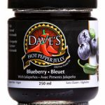 Daves Hot Pepper Jelly - blueberry