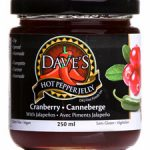 Daves Hot Pepper Jelly - cranberry